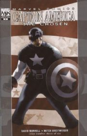 Captain America The Chosen #3 Variant (2007) Marvel comic book